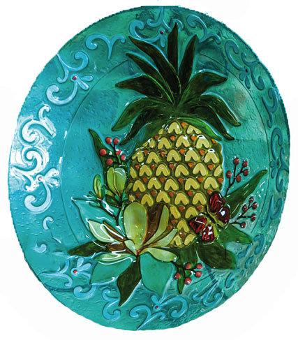 Birdbath Bowl - Pineapple