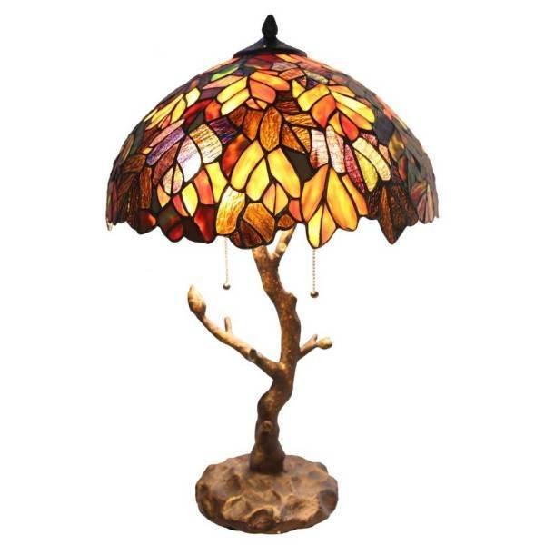 Lamp - Maple