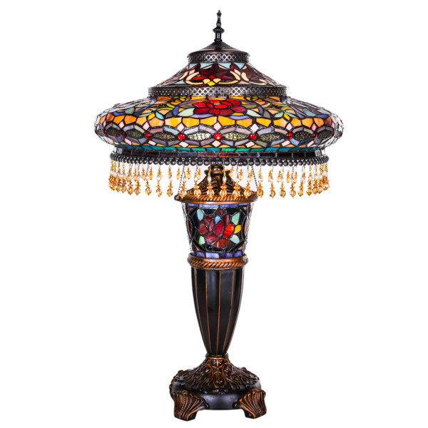 Parisian Double Lit Lamp