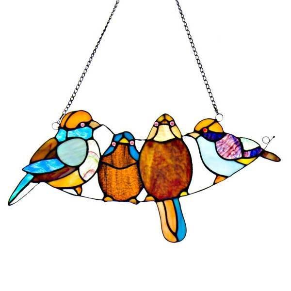 Panel - Song Birds