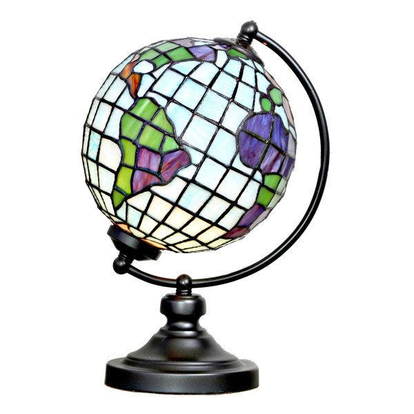 Lamp - Round Globe