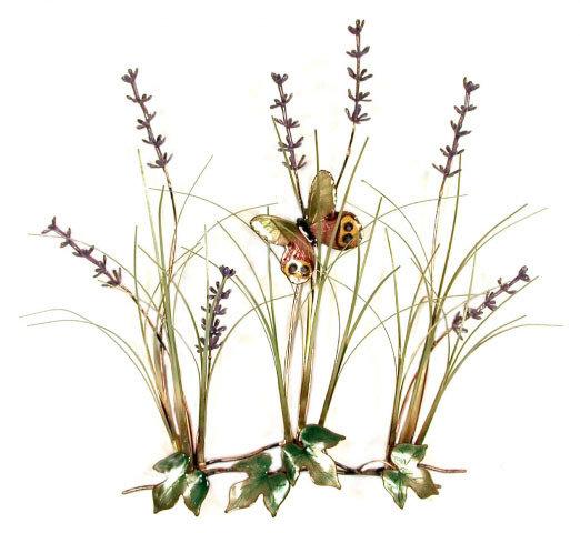 Bovano - Butterfly Lavender Field