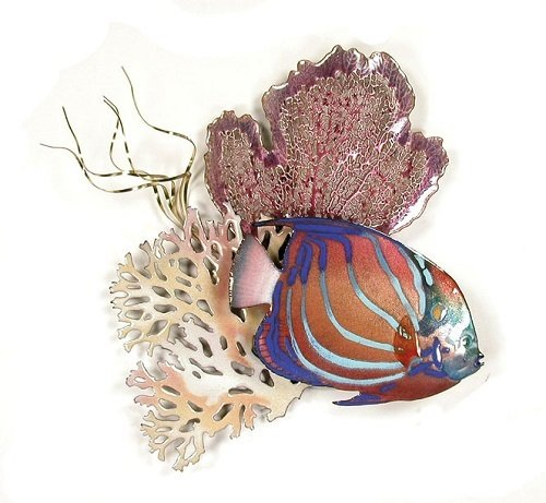 Bovano - Angelfish & Sea Fans