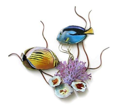 Bovano - Surgeonfish & Butterflyfish