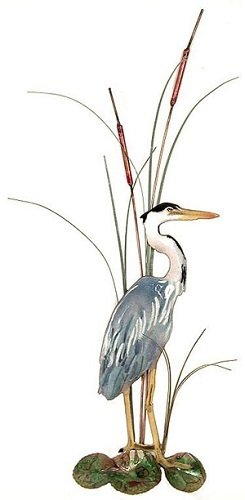 Bovano - Small Egret or Blue Heron