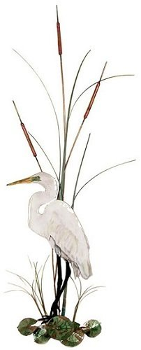 Bovano - Large Egret or Blue Heron