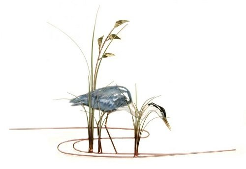 Bovano - Blue Heron