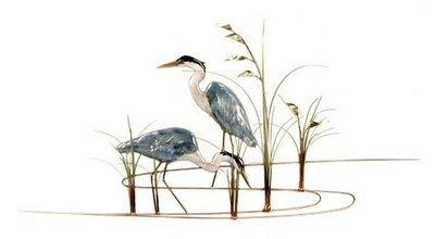 Bovano - Double Herons