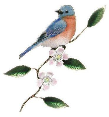 Bovano - Birds on Branch