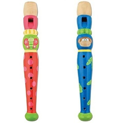 Butterfly or Monkey Recorder Flute