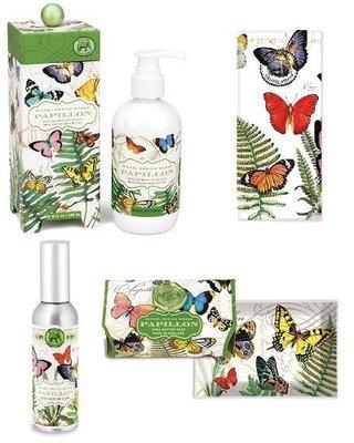 Botanical Bath - Papillion