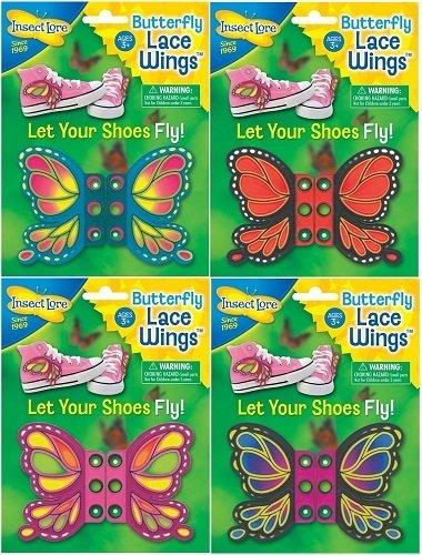 Butterfly Lace Wings