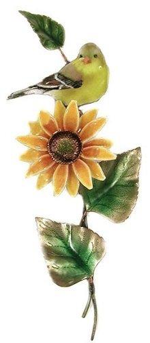 Bovano - Goldfinch on Sunflower