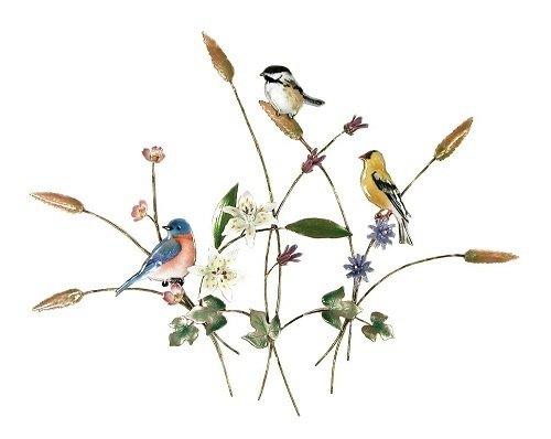 Bovano - Songbirds in Flower Meadow