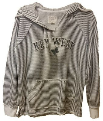 Sweatshirt - Key West Butterfly Hoodie