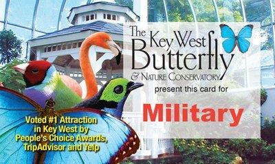 Admission - Military