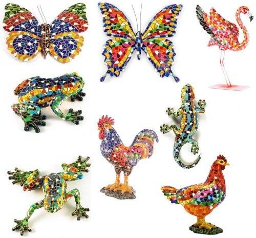 Mosaic Critters