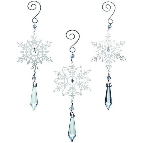 Ornament - Prism Drop Snowflake