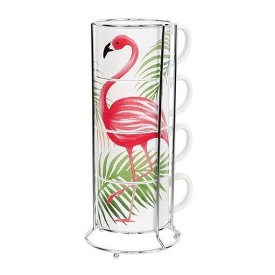 Mug - Flamingo Stacking Set