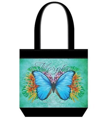 Bag - Morpho Pocket Tote