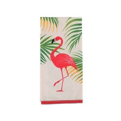 Towel - Flamingo