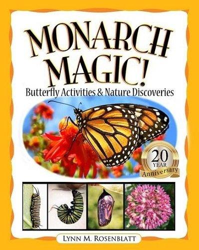 Book - Monarch Magic