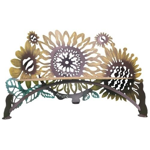 Bench - Sunflowers