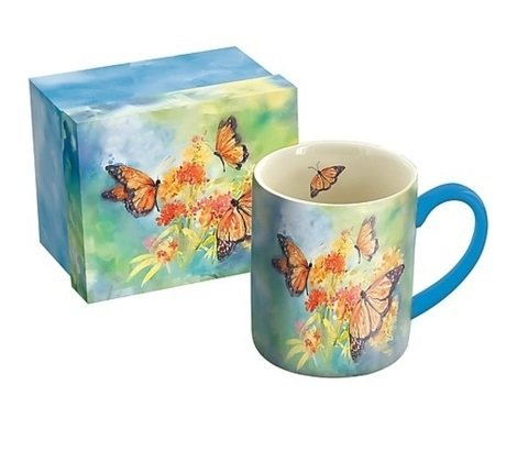 Mug - Majestic Monarchs