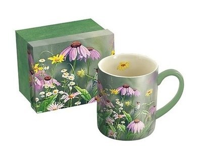 Mug - Ruby in Wildflowers