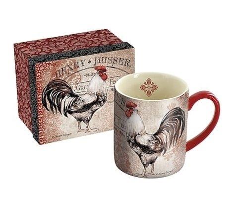 Mug - Cardinal Rooster