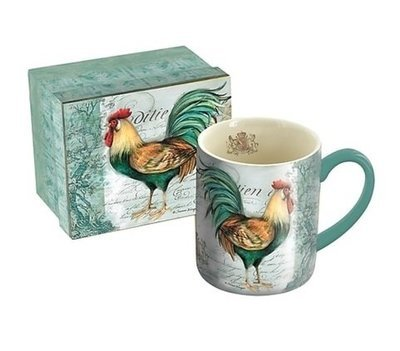 Mug - Royal Rooster