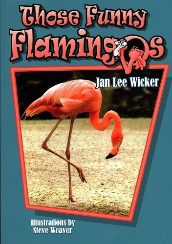 Book - Those Funny Flamingos