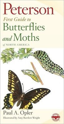 Book - Peterson First Field Guide to Butterflies and Moths