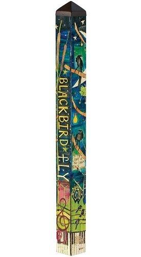 """Art Poles - 4' 4x4"""""""
