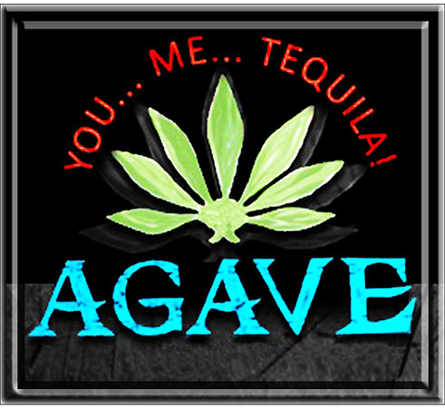 AGAVE TEQUILA BAR * 8'' x 8'' 10006