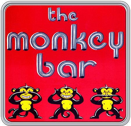 MONKEY BAR * 8'' x 8'' 10057