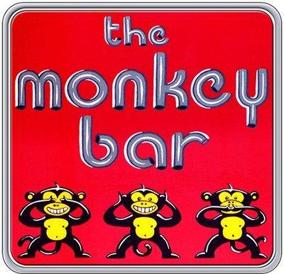 MONKEY BAR * 8'' x 8''