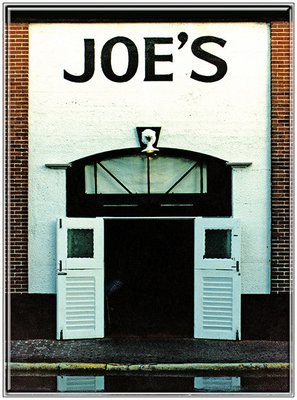 JOE'S DOORWAY * 8'' x 11''