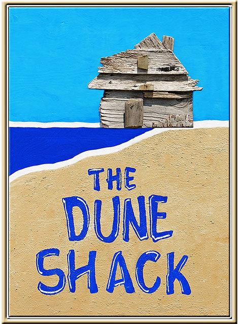 THE DUNE SHACK * 7'' x 11'' 10135