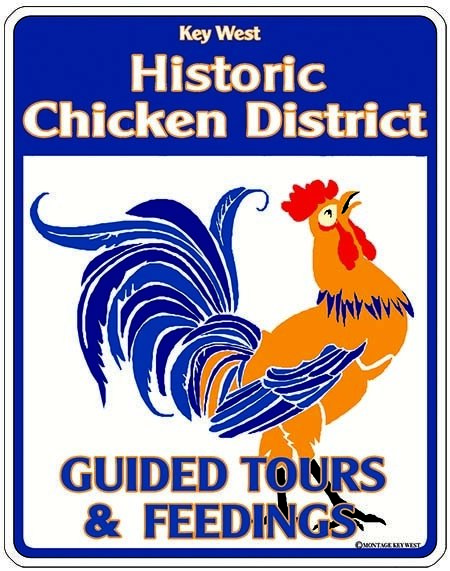 HISTORIC CHICKEN DISTRICT * 8'' x 11'' 10141
