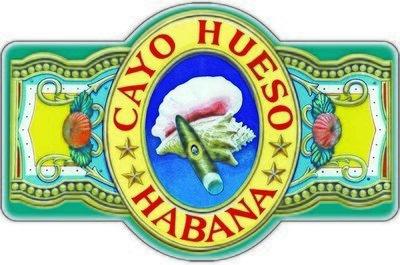 CAYO HUESO HABANA * 8'' x 11''