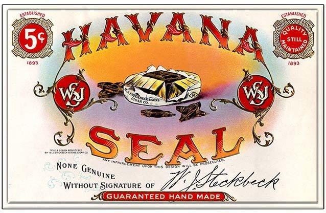 HAVANA SEAL * 7'' x 11'' 10157