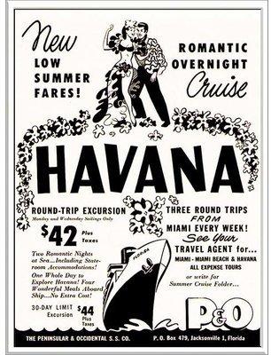 HAVANA CRUISE $42.
