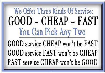 3 KINDS OF SERVICE  * 7