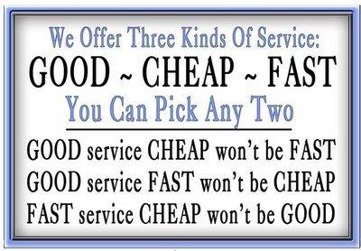 3 KINDS OF SERVICE  * 7