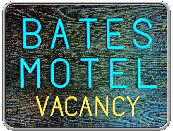 BATES MOTEL * 8'' x 11'' 10199