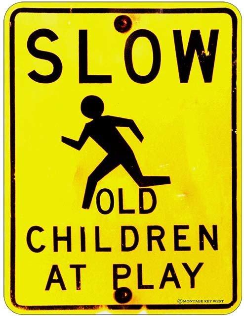 SLOW OLD CHILDREN 1 * 8'' x 11'' 10216