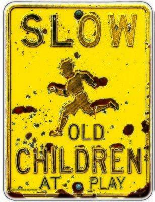 SLOW OLD CHILDREN 2 * 8'' x 11''
