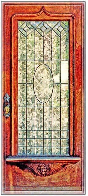 ANGEL DOOR * 4'' x 11''