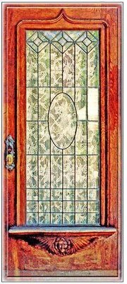 ANGEL DOOR * 4'' x 11''
